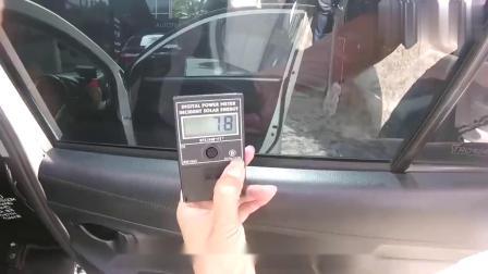 辟谣!汽车隔热膜颜色越深隔热效果越好?现实跟所想有差别