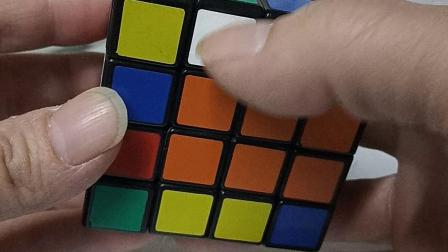 四阶魔方特殊手法介绍(合并棱块)