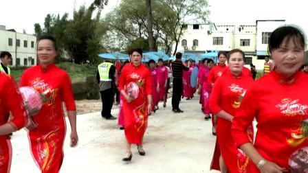 广西贵港市覃塘区黄练镇张村首届《出阁金花回娘家》活动
