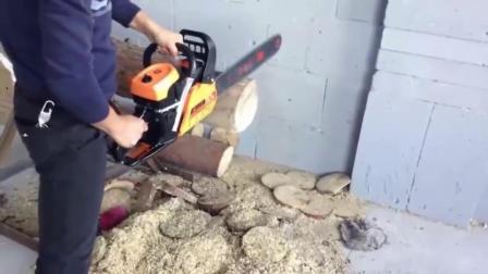 安捷顺(ANJIESHUN)AJS-QYJJ 汽油锯伐木锯 大功率电锯砍树机v.f30