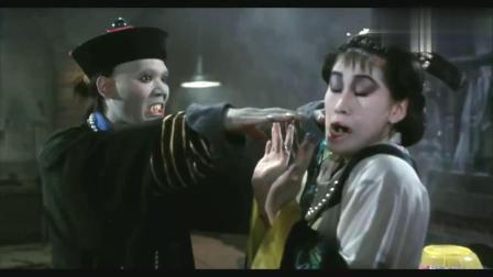 回顾经典,小时候看得特害怕的僵尸片《僵尸家族》