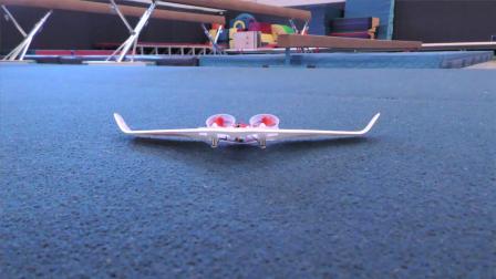 Blade® Inductrix® Switch  美国地平线室内穿越机 固定翼