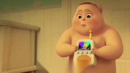 宝贝老板-巨胖总裁嘲笑弟弟老板当不成,宝宝也当不成了