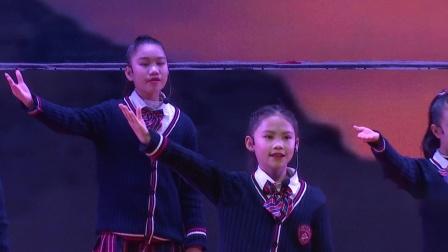 5朗诵《我站在祖国地图前》演出单位:崇左市未来星艺术教育