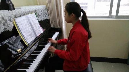 钢琴曲《献给爱丽丝》杨思源