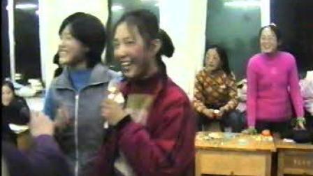黄山中学2002级音乐班 高一新年联欢B (幼稚影像