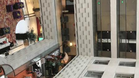 国际艺苑皇冠酒店老三菱观光去游泳池层
