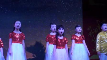 歌曲《天使的眼睛》童声小合唱 陈艳钗声乐教学中心走进春天音乐会(二十三)