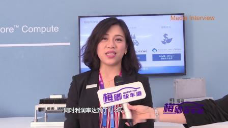 2018伟世通北京车展