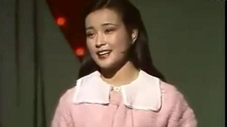 电影小花插曲《绒花》演唱:刘晓庆「1983年春晚现场版」