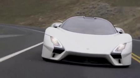 SSC Tuatara 超跑量产车官方视频