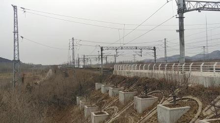 重联CRH380BG担当G497次(北京南-大连北)通过葫芦岛北站