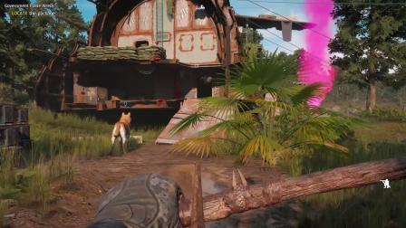 【游民星空】《孤岛惊魂:新曙光》细胞分裂彩蛋