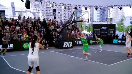 FIBA3x3历史200佳!