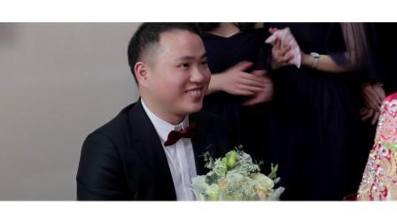 七七婚礼2019.02.14陈毅&王雪东