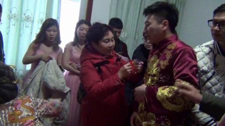 邓超胡梦玲结婚纪念