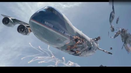 实拍:飞机失事,超可怕一瞬间