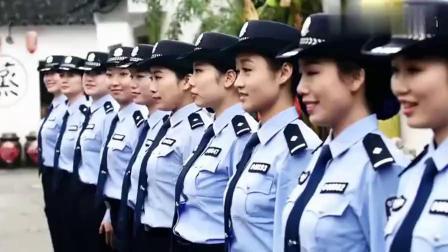 经典歌曲《小苹果》苏州美女警察激情舞蹈版
