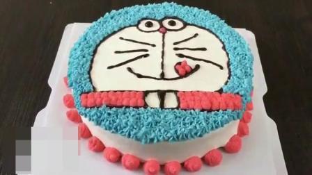 巧克力生日蛋糕的做法 最简单的蛋糕做法 用烤箱做蛋糕