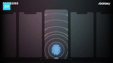 这是有史以来最搞笑的屏下指纹!Galaxy S10 Plus真机展示视频曝光