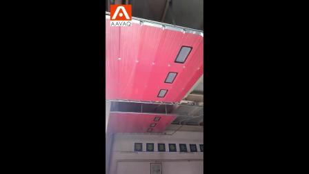工业垂直提升门电机电动厂房滑升开门机 AAVAQ 锐玛电机