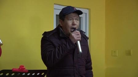 《在那银色的月光下》领唱:銭晓兰,肖智,田园追梦艺术团,泰源摄制.