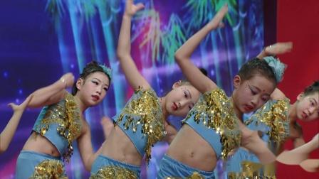 2019吉林省少儿春晚明璇舞蹈艺术学校舞蹈《彩云之南》