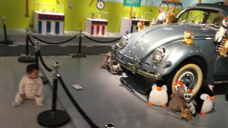 181222-16:11马达加斯加 汽车陶美梦 上海汽车博物馆童车展晁安雅