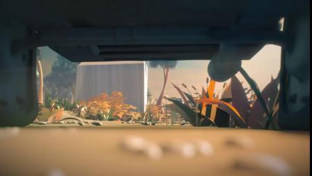 CGI 3D 微电影:绿色生活 (生动有趣的动物故事🐾) 看电影,学英语的好材料!