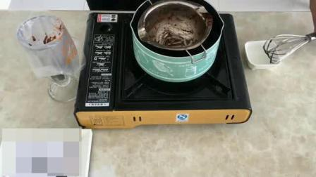 做蛋糕的教程 巧克力蛋糕的做法 宝宝蛋糕的做法