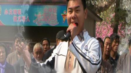 河南豫园春友艺术团演出:豫剧选段  风萧萧(许门言演唱)