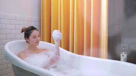 歌歌兰妮蓝风铃香水沐浴露