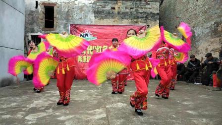 江西省吉安市青原区值夏开心艺术团----舞蹈2《山里人乐的好潇洒》