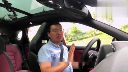 首款主打运动的国产SUV是否名副其实?侃哥试驾名爵HS2.0T有答案