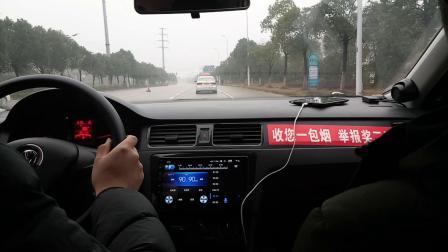 安徽省池州市科目三路考视频