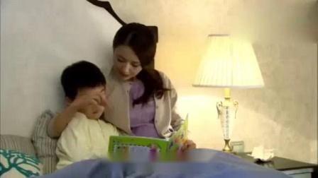 我在恋恋不忘:童童让妈妈亲厉仲谋一下截了一段小视频