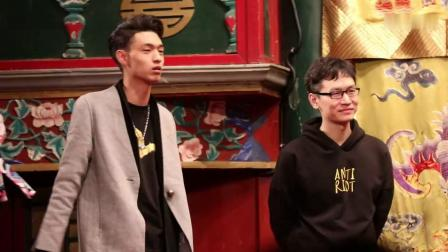 20180227 德云社戊戌年小开箱 德云七队 返场 周九良 Focus2