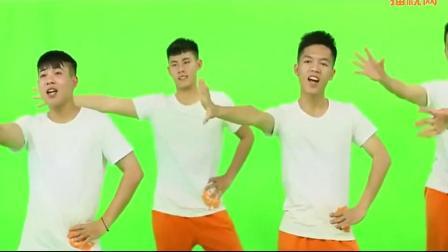 幼儿早操律动 《快乐的歌》幼儿舞蹈教学视频