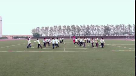 《走與游戲》小學二年級體育,高陽