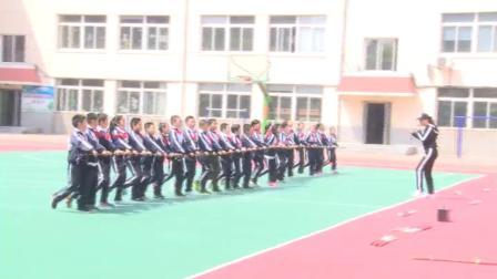 《走與游戲》小學二年級體育,孫海鴻