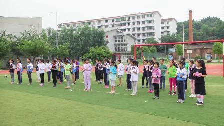 《走和跑:快速跑》科學版四年級體育,喬俊宇
