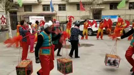 舞蹈《俺就是农民》卢氏鼓乐协会纳新视频1550354530024