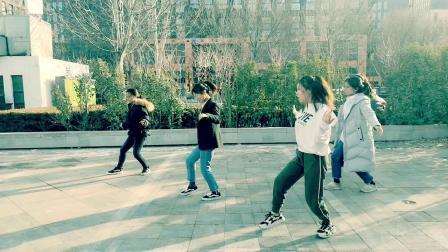 中建五局北京山西分公司劲舞团