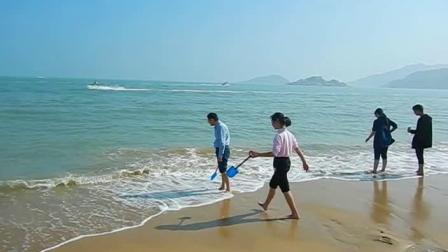 南澳岛青澳湾海滩区