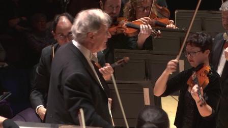 《舒曼降E大调第三交响曲(莱茵)》指挥:John Gardiner 伦敦交响乐团2049年2月9日伦敦巴比肯艺术中心