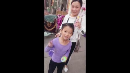 2018年长城舞蹈专修学校母亲节