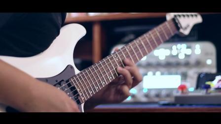 电吉他独奏《夜空中最亮的星》好听到循环播放