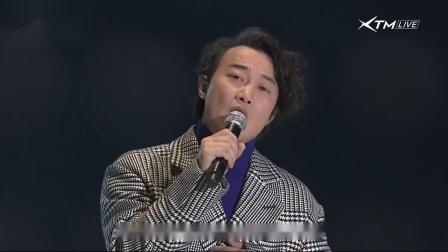 陈奕迅韩国MAMA颁奖礼《浮夸》引发大合唱,气的韩国直接减掉