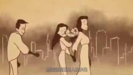 经典感人动画短片,母亲的一生,长大后我就成为了你,看完泪目!
