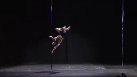 世界钢管舞表演: Alex Shchukin2014哥本哈根钢管大